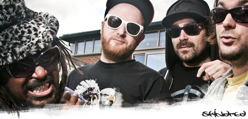 SKINDRED – Neues Video und Tourdates