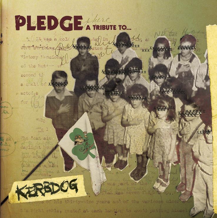 V.A. – PLEDGE – A Tribute To KERBDOG