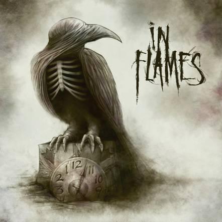 IN FLAMES enthüllen Cover und Trackliste
