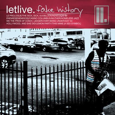LETLIVE – Fake History (Re-Release)