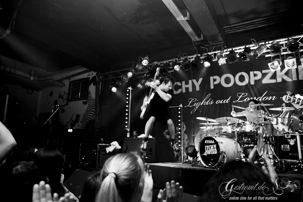ITCHY POOPZKID-Fotostrecke, Hannover, Faust, 06.04.2011