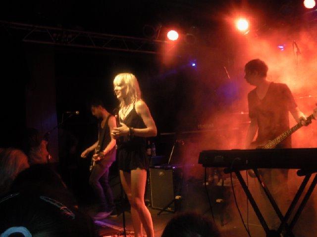 THE SOUNDS, Rostock, M.A.U, 10.06.2011