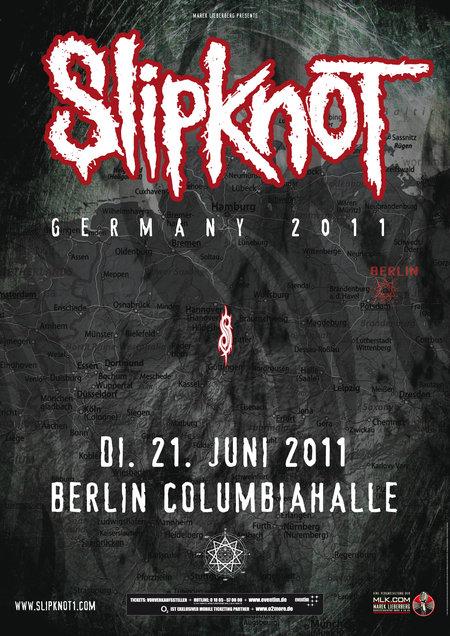 SLIPKNOT: Spontanes Live-Konzert in Berlin