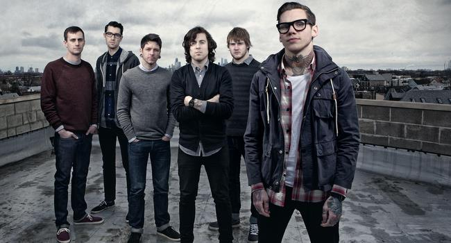 THE DEVIL WEARS PRADA – Interview Oktober 2011