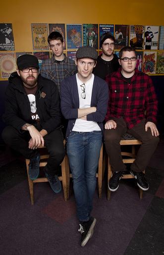 POLAR BEAR CLUB: Neues Album und Tourdaten