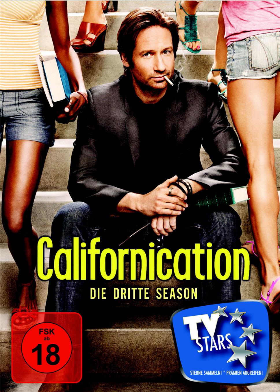 CALIFORNICATION – Die dritte Season