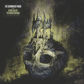 "THE DEVIL WEARS PRADA: Album-Cover zu ""Dead Throne"""