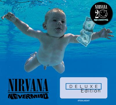 """NIRVANA's """"Nevermind"""": Special Re-Release zum 20. Geburtstag"""