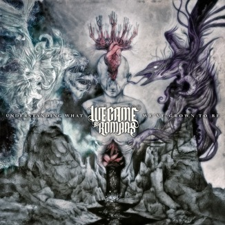 WE CAME AS ROMANS: Trackliste und Cover online