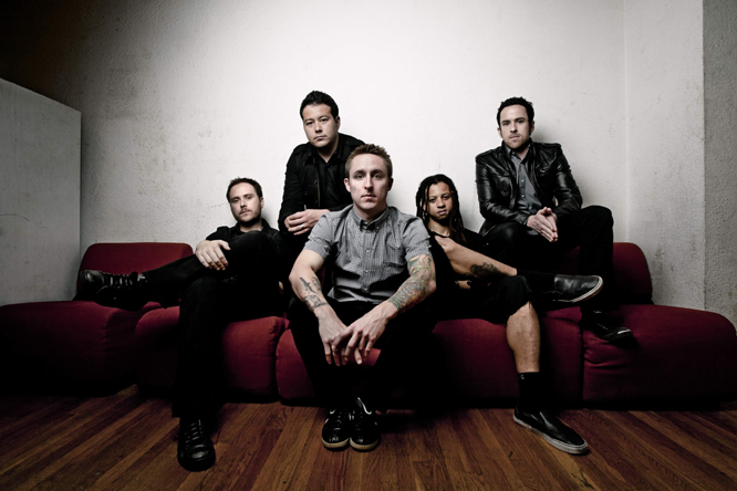 YELLOWCARD auf Tour