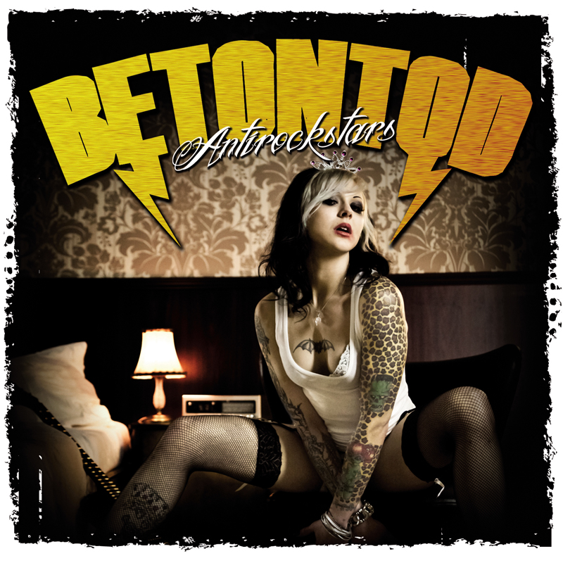 BETONTOD – Antirockstars