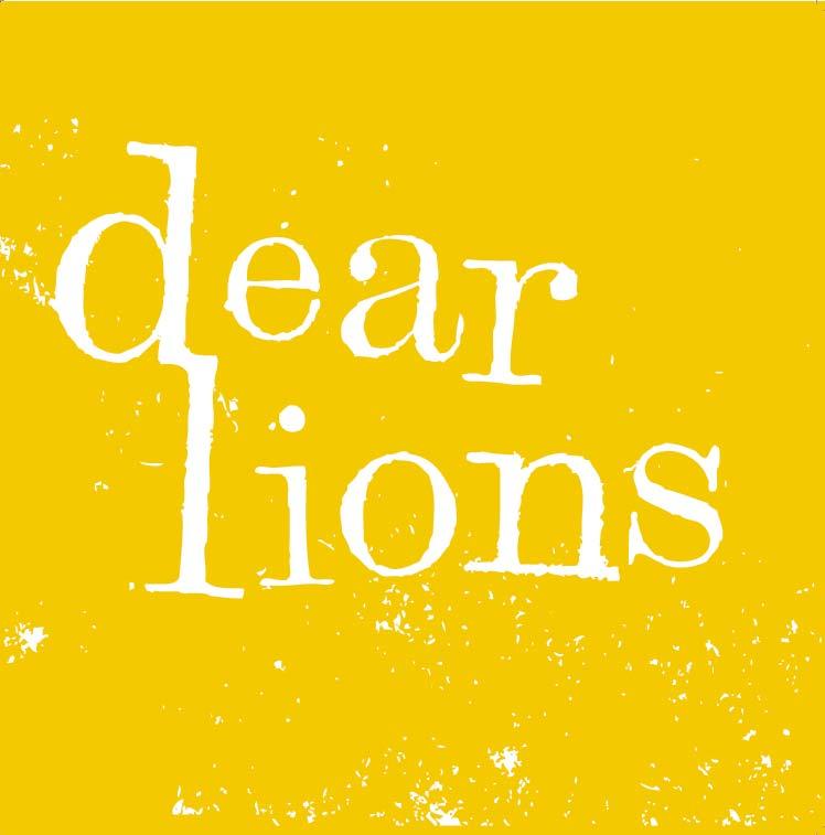 DEAR LIONS – Dear Lions EP