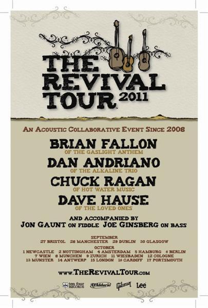 THE REVIVAL TOUR COMPILATION ab 07.10. mit paralleler Tour!