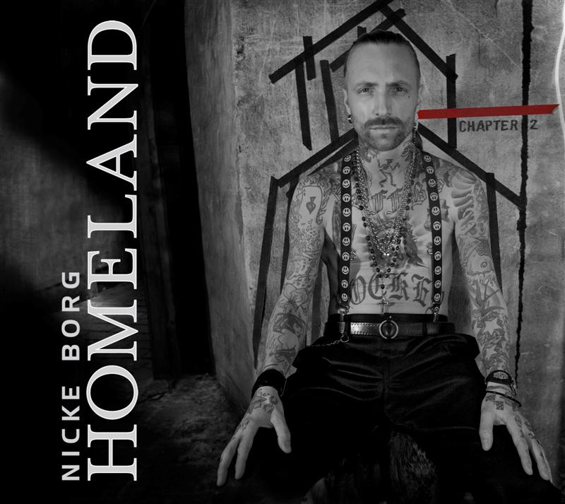 NICKE BORG – Homeland Chapter II