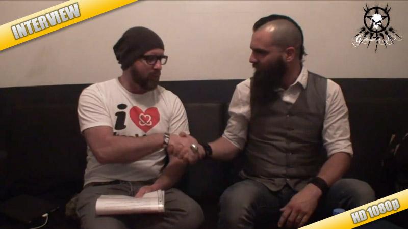 TIMES OF GRACE – Interview mit JESSE LEACH, Hamburg