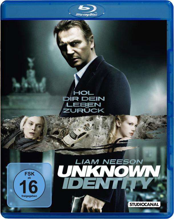 UNKNOWN IDENTITY – Verlosung