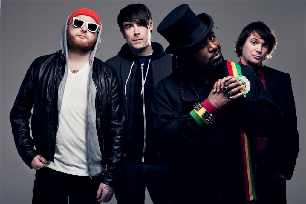 SKINDRED will come back on Tour