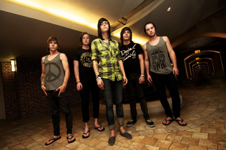 SLEEPING WITH SIRENS – Interview vom 09.10.2011, Berlin, Magnet