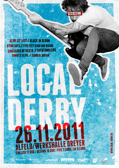 16. LOCAL DERBY am 26.11.2011 in Alfeld