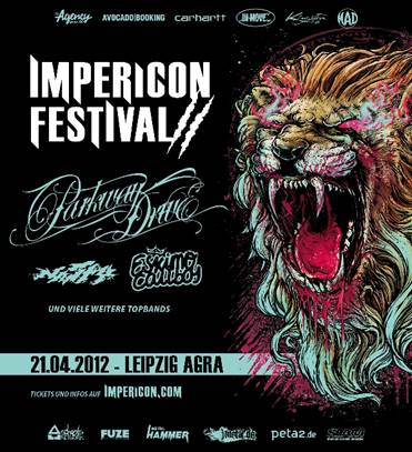 IMPERICON FESTIVAL II im April 2012