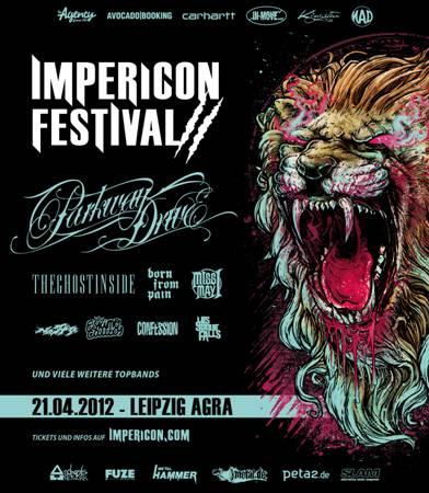 Neuzugänge beim IMPERICON FESTIVAL II