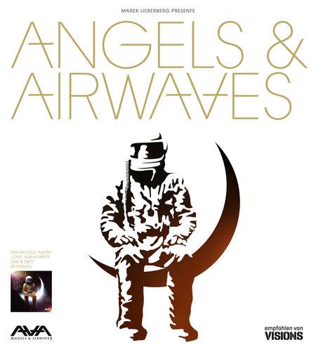 ANGELS & AIRWAVES im April 2012 bei uns auf Tour