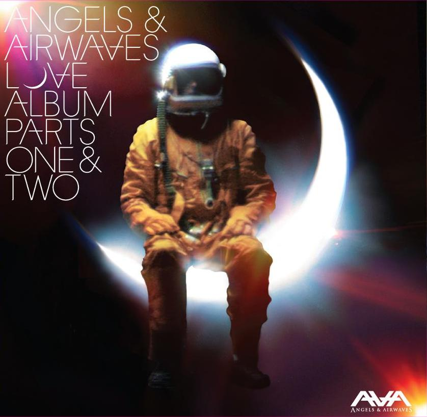 ANGELS & AIRWAVES – Love Album Parts One & Two