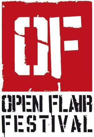 OPEN FLAIR 2012: Neue Bandbestätigungen