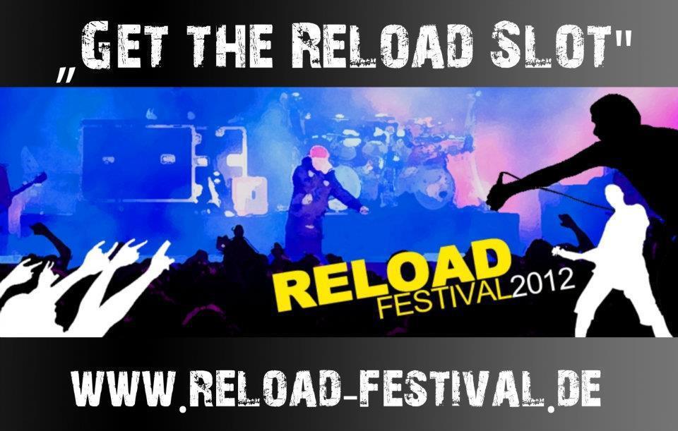 RELOAD FESTIVAL: Bandbestätigungen