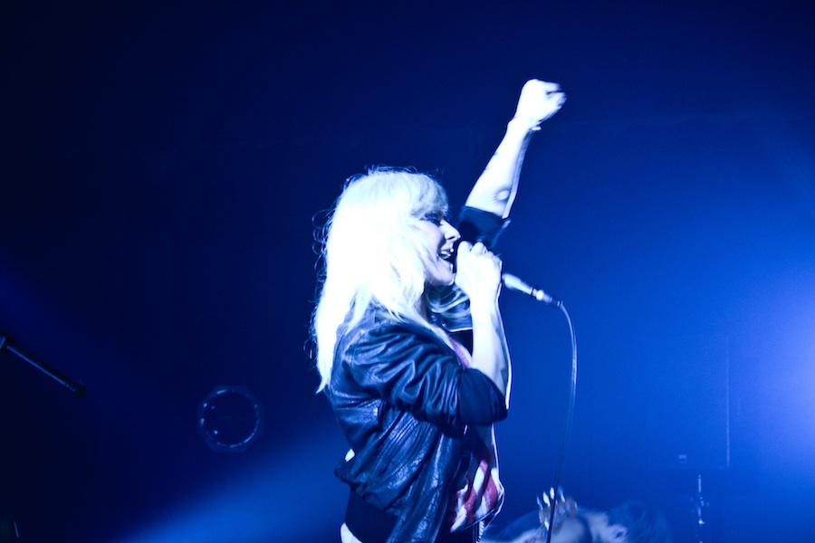 THE SOUNDS, Hannover, Faust, 31.01.2012