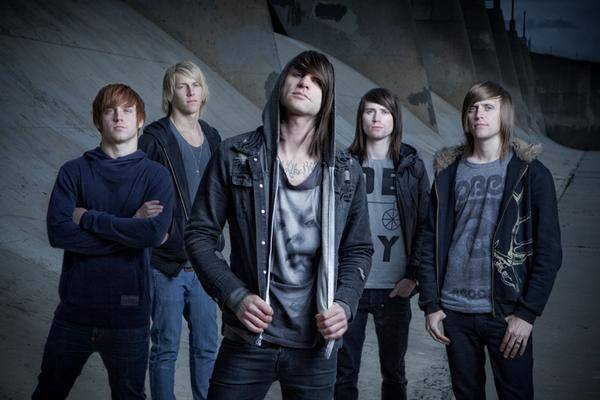 BLESSTHEFALL-Interview Februar 2012