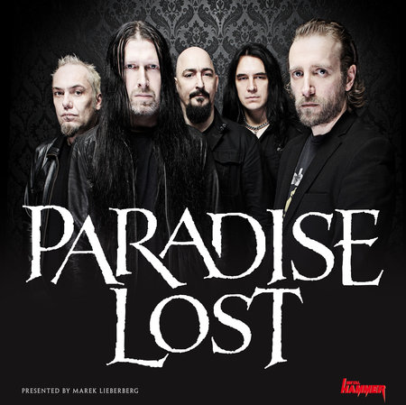 PARADISE LOST im Mai auf Tour
