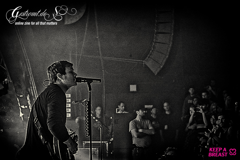 ANGELS & AIRWAVES, Hamburg, Markthalle, 05.04.2012