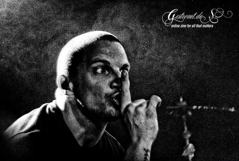 RED, BLINDSIDE, Berlin, Magnet Club, 22.04.2012