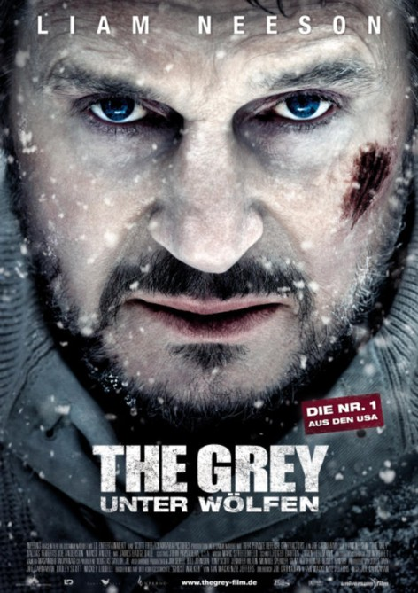 THE GREY – Unter Wölfen (Blu-ray)