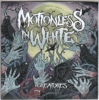 MOTIONLESS IN WHITE – Creatures