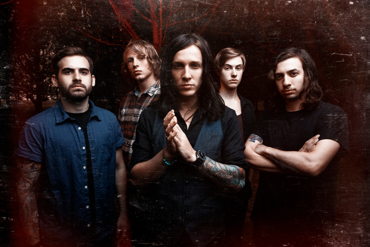 THE WORD ALIVE: Neues Album im Juni, Tourdaten