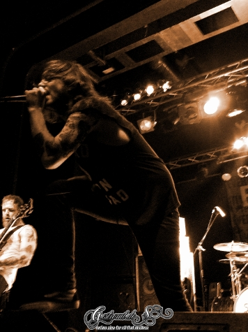 CANCER BATS, EVERY TIME I DIE, 11.05.2012, C-Club, Berlin