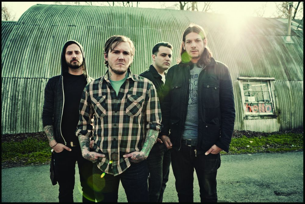 THE GASLIGHT ANTHEM: Neues Album im August 2014, dazu sieben Shows