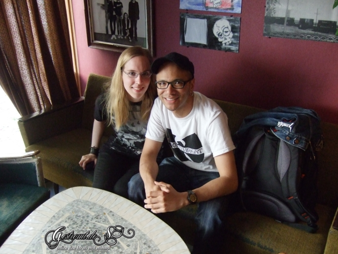 DANKO JONES – Interview vom 08.08.2012, Berlin