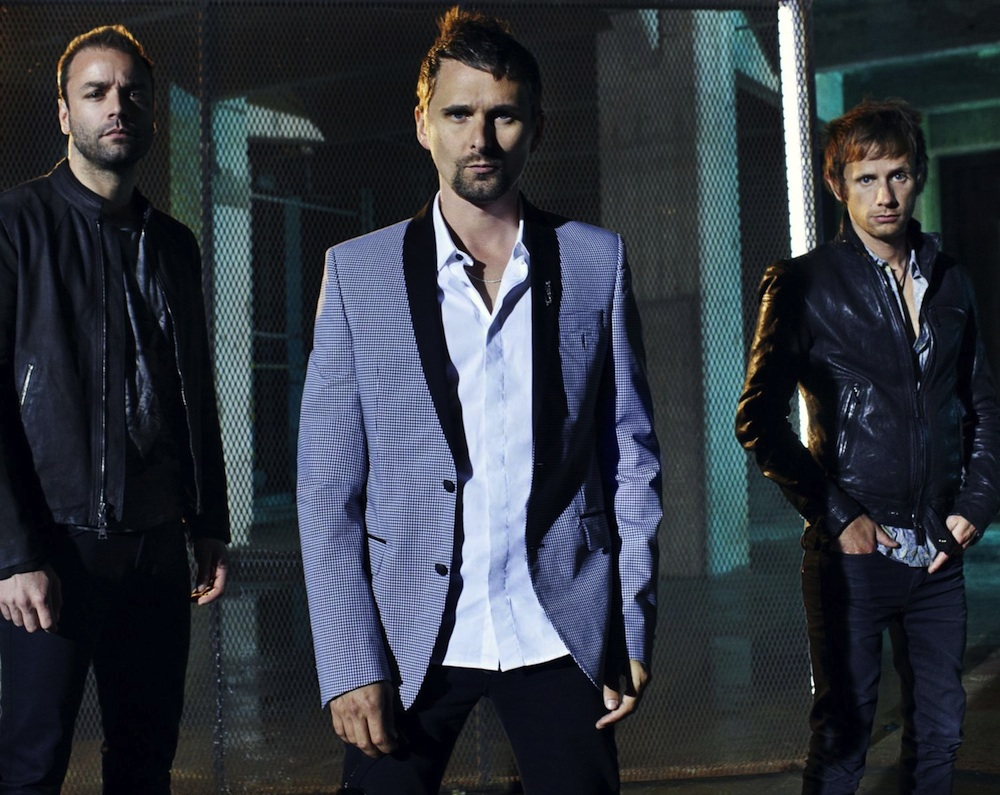 "MUSE: Vor Freitag das ""The 2nd Law""-Album-Prelistening"