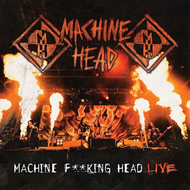 MACHINE HEAD: Neues Live-Album im November