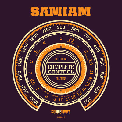 SAMIAM – Complete Control Session – 12Inch-EP