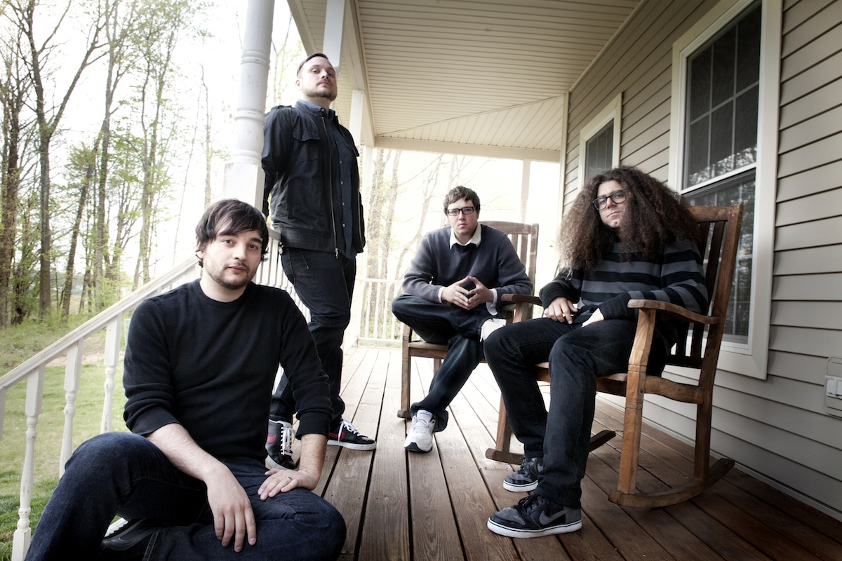 COHEED & CAMBRIA-Interview, Hamburg, Gruenspan, 31.10.2012