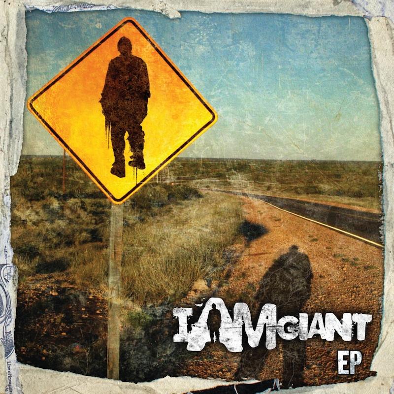 I AM GIANT – I Am Giant EP