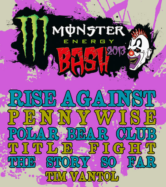 MONSTER BASH 2013 – Erste Bands, neue Location und zweiter Standort