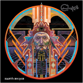 CLUTCH: Earth Rocker Album Artwork online, Tourdaten
