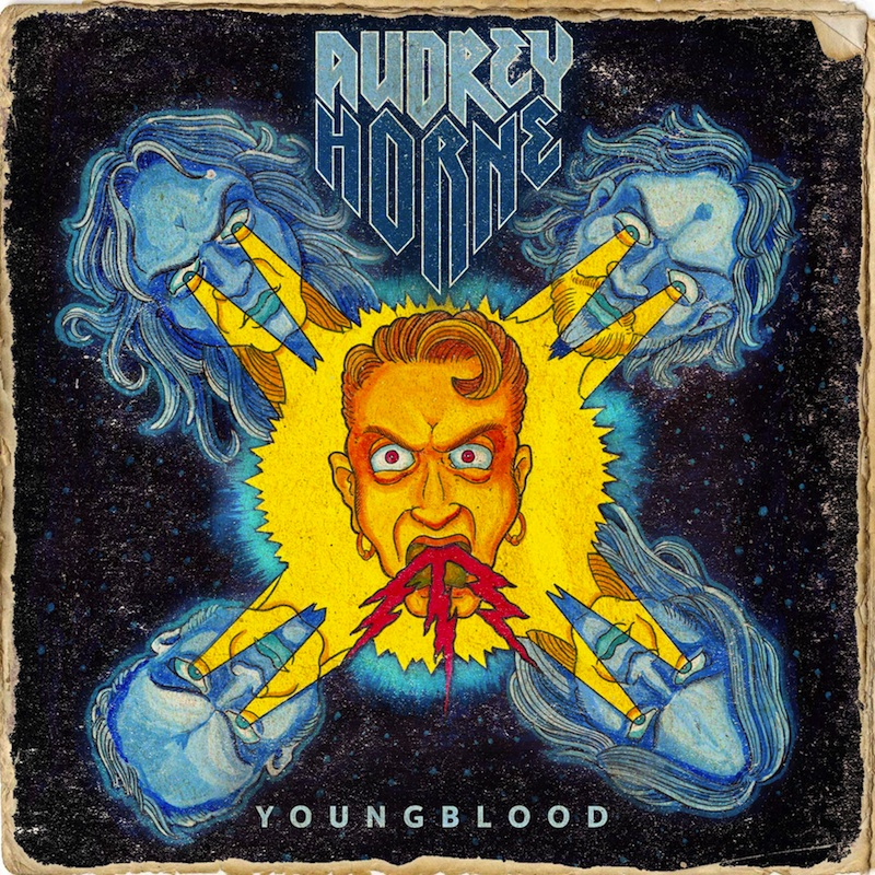 AUDREY HORNE – Youngbloods
