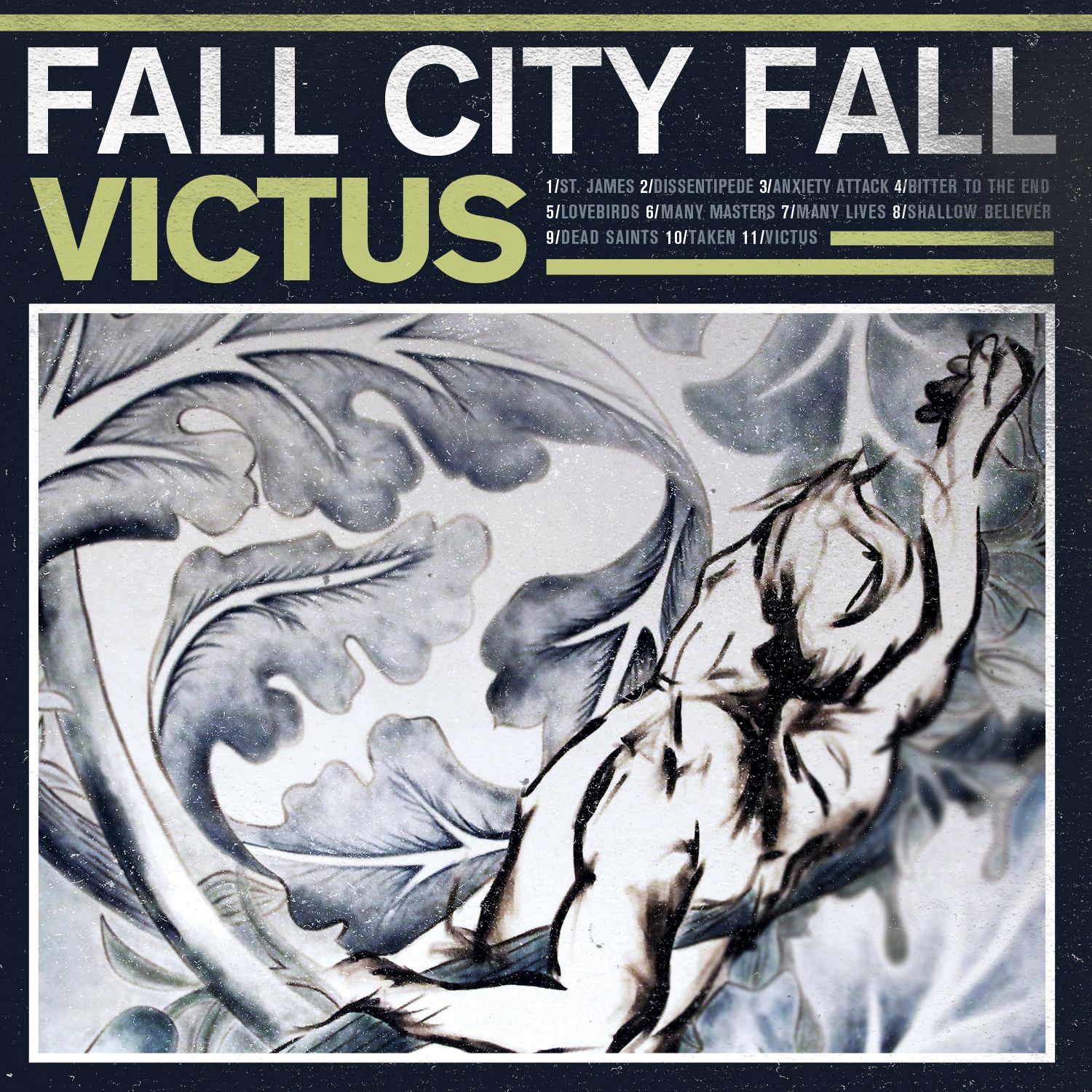 FALL CITY FALL – Victus