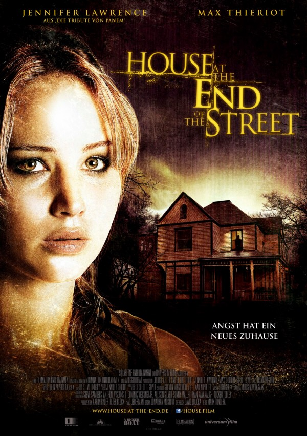 HOUSE AT THE END OF THE STREET: Am 17.01.2013 im Kino!